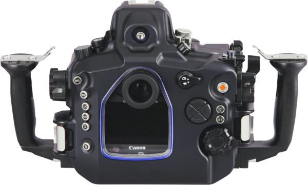 Sea&Sea housing for Canon EOS 5D Mark III MDX-5D Mark IIIvers.2 back