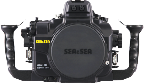 Sea&Sea housing for Canon EOS 5D Mark III MDX-5D Mark IIIvers.2 front