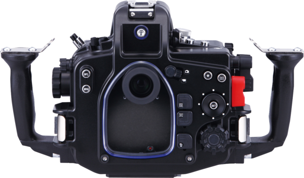 Sea&Sea housing for Canon EOS 70D MDX-70D back
