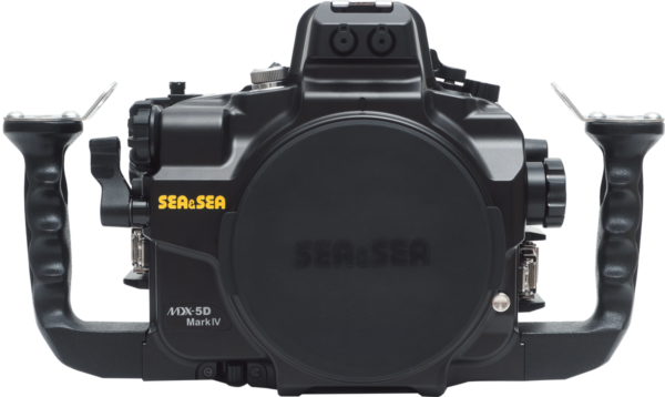 Sea&Sea housing for Canon EOS 5D Mark IV MDX-5D Mark iV