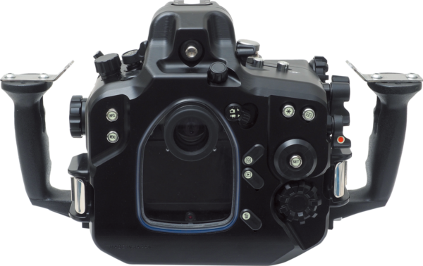 Sea&Sea housing for Canon EOS 80D MDX-80D back