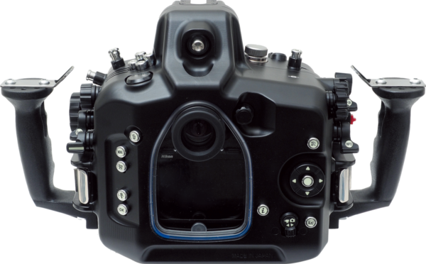 Sea&Sea housing for Nikon D500 MDX-D500 back2