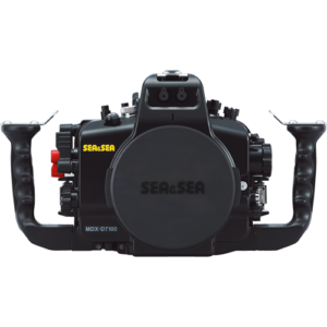 Sea&Sea housing for Nikon D7100 MDX-D7100 front_500