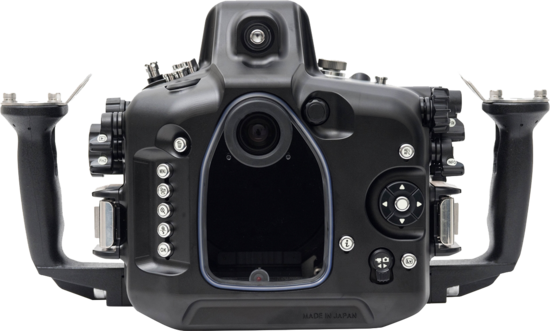 Sea&Sea housing for Nikon D850 MDX-D850 back