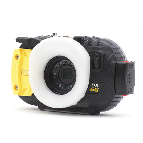 Sea&Sea_Benelux_06668_06671_06671_DX-6G_Macro_diffuser_Basic_camera_housing_set_Ricoh_high_res